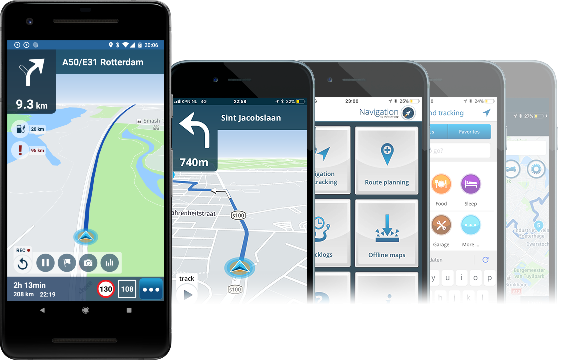 MyRoute-app Navigation – MyRoute-app: The #1 all-in-one