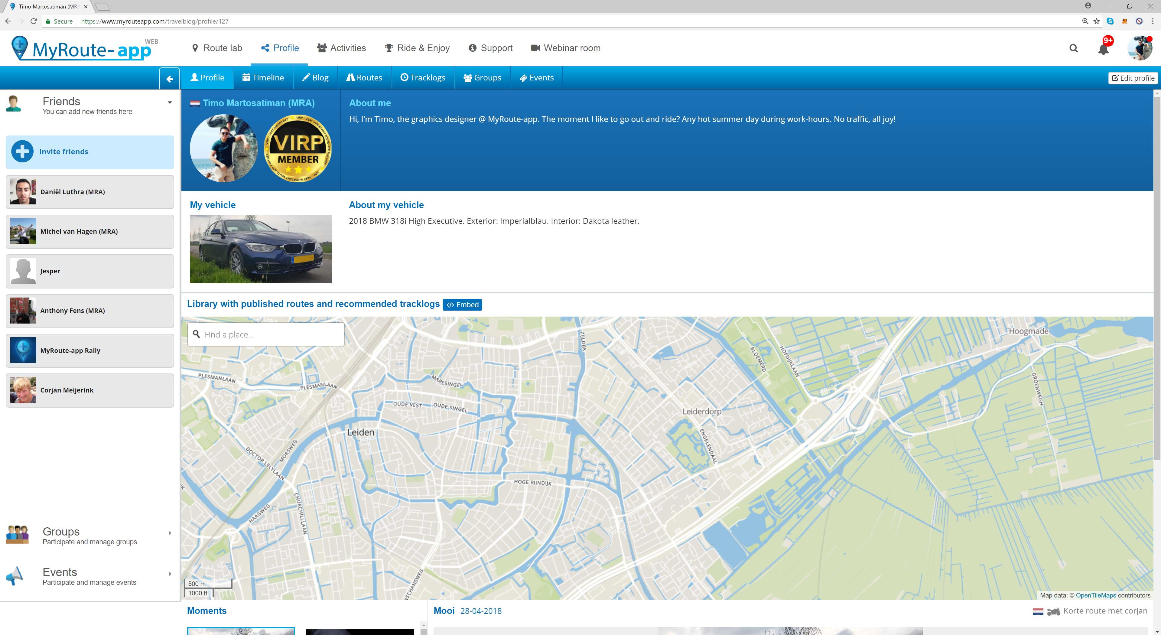 MyRoute-app all-in-one – MyRoute-app: The #1 all-in-one route tool